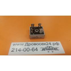 Диодный мост (выпрямитель) KBPC35-10 / Генераторы от 0,95 до 5 кВт