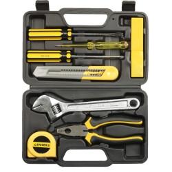 Набор инструментов STAYER универсальный для ремонтных работ, STANDARD, 8 предметов / 2205-H8