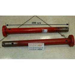 Удлинитель колёсных осей МБ Салют с пыльником, комплект / СА.25.400