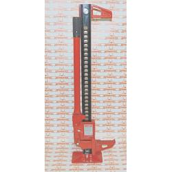 Реечный домкрат домкрат ЗУБР (3 тонны + подъём от 153 мм до 700 мм) / 43045-3-070