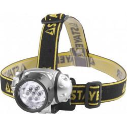 Фонарь светодиодный налобный STAYER TOPLigh, STANDARD, 3 режима, 7 LED, 3хAAA / 56572