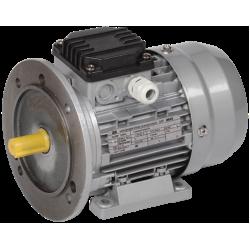 Электродвигатель АИР 56B4 380В 0,18кВт 1500об/мин 2081 (лапы+фланец) DRIVE ИЭК