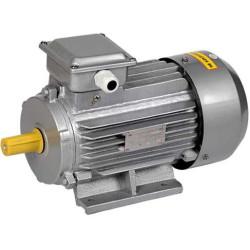 Электродвигатель АИР 56A4 380В 0,12кВт 1500об/мин 2081 (лапы+фланец) DRIVE IEK / DRV056-A4-000-1-1520