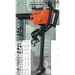 Насадка на бензопилу STIHL - лодочный мотор МЛ-1
