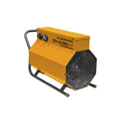 Тепловая пушка электрическая Carver ЕН-6/380 Profi (380 В, 6 кВт, 820 куб.м/час)