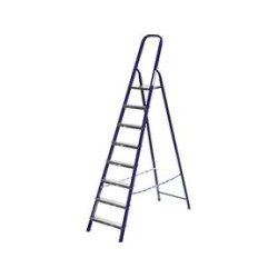 Лестница-стремянка стальная СИБИН, 8 ступеней, 166 см / 38803-08