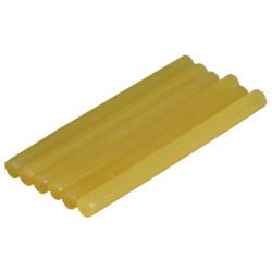 Стержни клеевые желтые 12*300 мм ЗУБР (6 шт.) / 06855-12-2