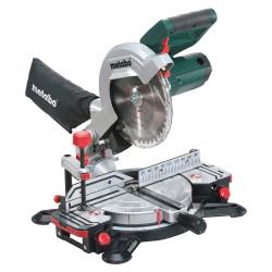 Пила торцовочная Metabo KS 216 M Lasercut / 619216000