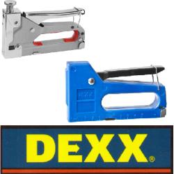 Скобозабивные пистолеты (Dexx)
