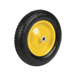 Колесо GRINDA пневматическое с подшипником, Ø360 мм, для 2-колесных тачек арт. 422394, 422397, 422400 / 422407