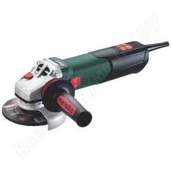 Болгарка (УШМ) Metabo WEV 15-125 Quick (1550 Вт) 600468000