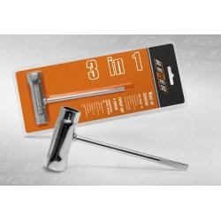 Ключ-отвертка / свечной ключ (Канада)