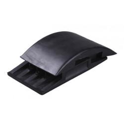 Брусок для шлифования STAYER, резиновый, 130х70 мм / 3564