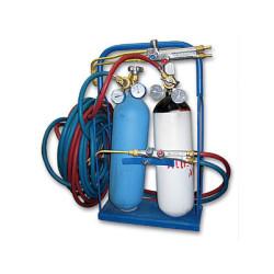 Портативный газовый сварочный аппарат / 555 D