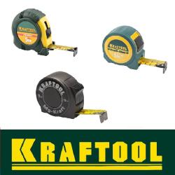 Рулетки (Kraftool, Германия)