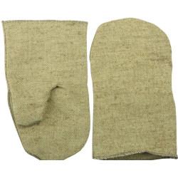 Рукавицы брезентовые,  XL / 11422