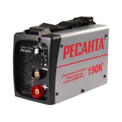 Сварочный аппарат инверторный Ресанта САИ 190 К