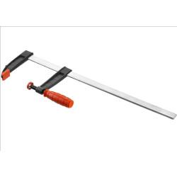 """Струбцина ЗУБР, """"Мастер"""", тип F, 80х300 мм, пластиковая ручка / 32150-080-300"""