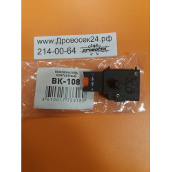 Выключатель  для МЭС-300, 1 М, 3,5А / № 108