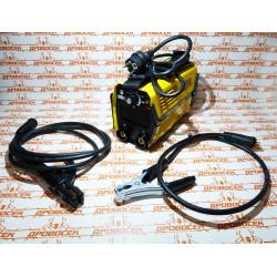 Инверторный аппарат дуговой сварки DENZEL DS-160 Compact (160 А, ПВ 70%, диам.эл. 1,6-3,2 мм) / 94371