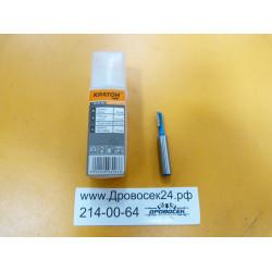 Фреза прямая пазовая 4,8 мм Кратон / 1 09 03 003