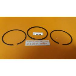 Кольца поршневые 86 мм генератор дизельный DW-180E (3 шт) / 94664102
