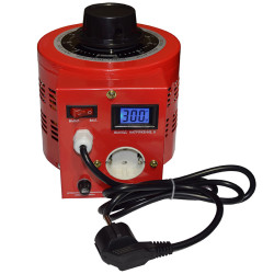 Автотрансформатор ЛАТР SUNTEK RED 1000ВА (0-300 Вольт, 4А)