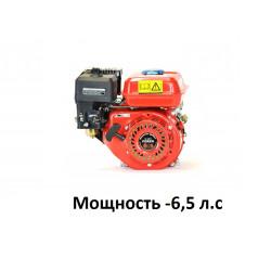 Двигатель бензиновый FORZA 168F-2 (6,5 л.)