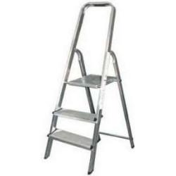 "Лестница-стремянка, 3 ступени, 60 см ""SIBIN"" / 38801-3"