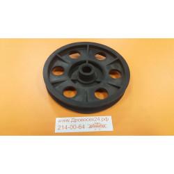 Шкив для бетономешалок 146*17 мм (пластик)