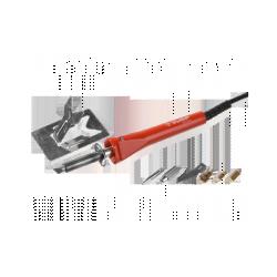 """Прибор для выжигания ЗУБР, """"Мастер"""", 220 В/50 Гц, 30 Вт, 520ºС, 7 насадок / 55426"""