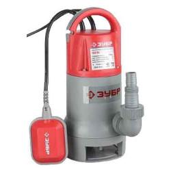 Насос универсальный для чистой и грязной воды ЗУБР ЗНПГ-900
