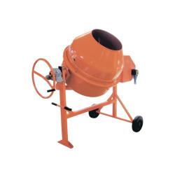 Бетоносмеситель 260 литров Строймаш СБР-260В-01 (Редукторная,750 Вт, Россия (220 В)) / 95457