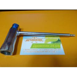 Ключ-отвертка / свечной ключ (со звездочкой)