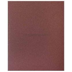 Лист шлифовальный универсальный ЗУБР на тканевой основе водостойкий, 230х280 мм, Р80, 5 шт. / 35515-080