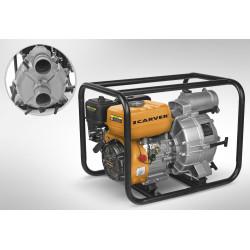 Насос бензиновый для грязной воды Carver CGP 5580D