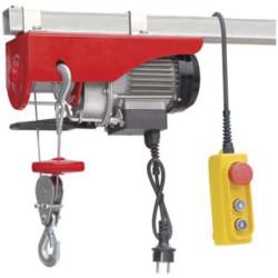 Электротельфер / Тельфер электрический ЗЭТ-250 (500 Вт + подъём груза до 250 кг + гарантия 5 лет)