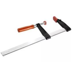 """Струбцина ЗУБР, """"Стандарт"""", тип F, 50х200 мм, деревянная ручка / 32152-50-200"""