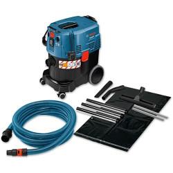 Пылесос Bosch GAS 35 L AFC (1200 Вт + бак 35 л + Разрежение, мБар-254) / 06019C3200
