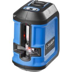 """Построитель плоскостей лазерный ЗУБР К-10, """"Профессионал"""", 15 м, точность ±0.3 мм/м / 34902"""