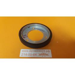 Кольцо фрикционное 95 мм, для снегоуборщика резина в железе, снегоуборщик Champion