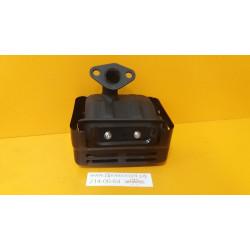 Глушитель на двигатель 168F