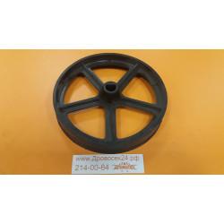 Шкив для бетономешалок 160*15 мм (пластик)