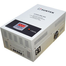 Релейный стабилизатор пониженного напряжения SUNTEK 12500ВА-НН / SR-12500-NN