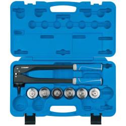 Расширитель-калибратор ЗУБР ЭКСПЕРТ для муфт под пайку труб из цв металлов d 10, 12, 15, 18, 20, 22 мм, в боксе / 23655-H7