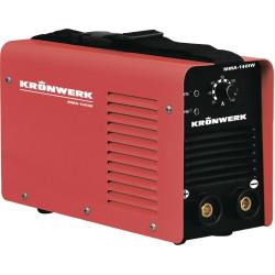 Аппарат инверторный дуговой сварки ММА-200IW, 200 А, KRONWERK / 94343