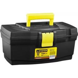 """Ящик для инструмента STAYER TOPLine, STANDARD, пластик, 310x180x130 мм (12"""") / 38110-13"""