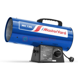 Нагреватель газовый (тепловая пушка) MasterYard / MH 12G