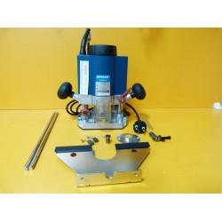 Фрезер ручной электрический Кратон R-01 (900 Вт, 11500-32000 об/мин, цанги 6,8 мм) 3 12 01 001