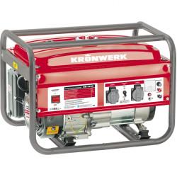 Генератор бензиновый KB 2500, (2,5 кВт) KRONWERK / 94691